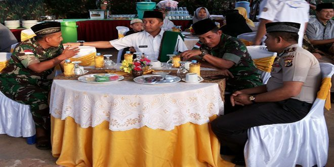 Safari Ramadhan Yonif Mekanis 413/Bremoro Kostrad