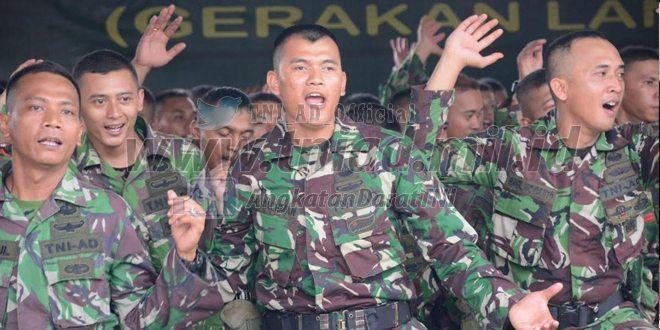 Kodam XII/Tpr Kirim Yonif Raider 641/Bru Amankan Batas RI – RDTL