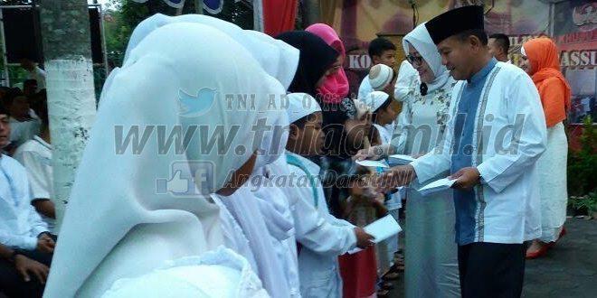 Danjen Kopassus Awali Safari Ramadhan Ke Grup 2 Kopassus