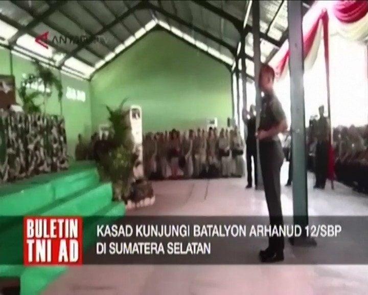 Buletin TNI AD Episode 98 (Tanggal 27 Juni 2016)