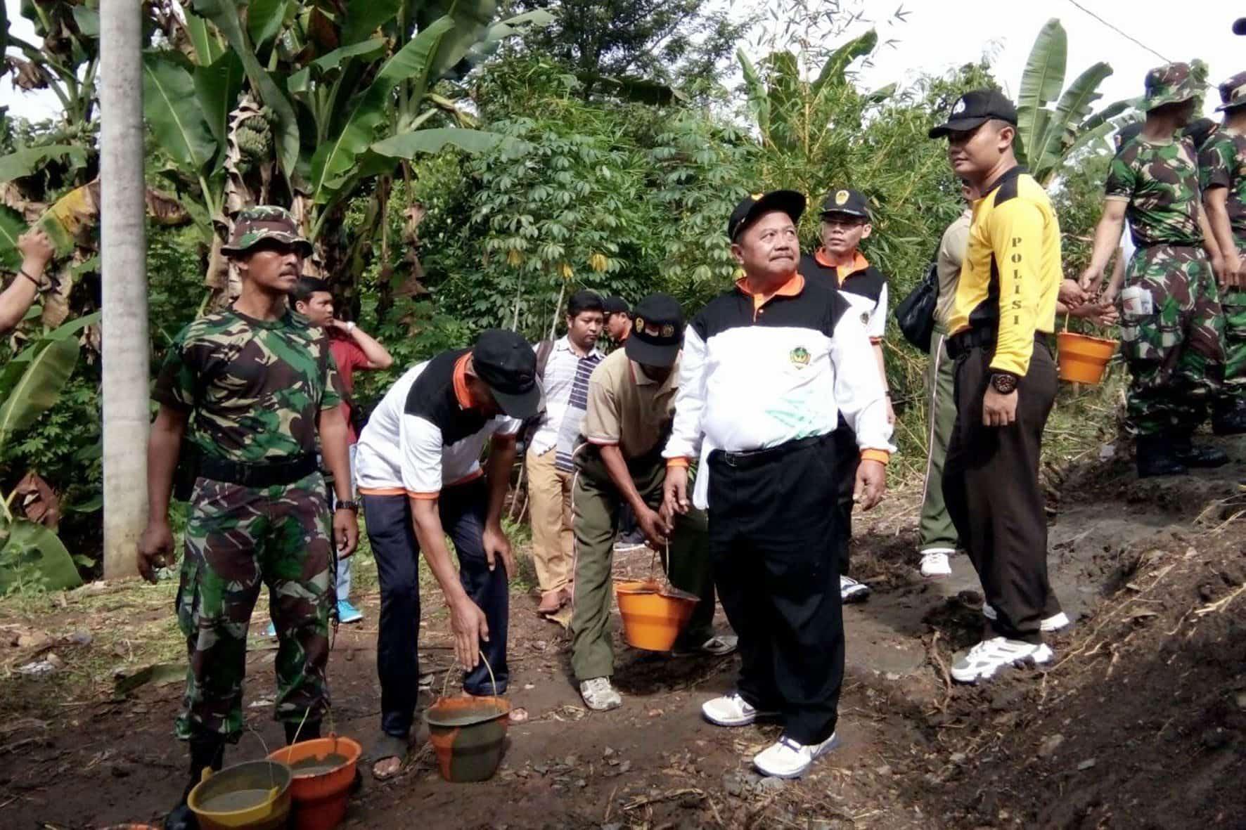 Puncak Bulan Bhakti Gotong Royong Masyarakat (BBGRM) Ke 8 Kabupaten Madiun 6