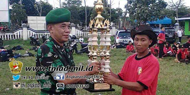 Dandim 0811/Tuban Tutup Lomba Napak Tilas