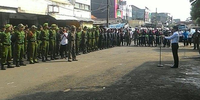 Mengantisipasi Pendatang Gelap, Kodim 0502/Jakarta Utara Bersama Pemkot Jakut Bersinergi Lakukan Pendataan Warga Pendatang