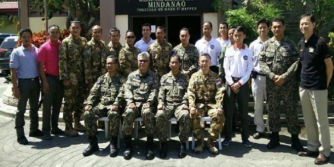 Tim Pengamat Indonesia IMT-5 Konga XXXIV-E Tiba di Manila