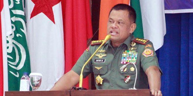 Panglima TNI : Terorisme Bukan Kriminal Biasa Tetapi Kejahatan Terhadap Negara