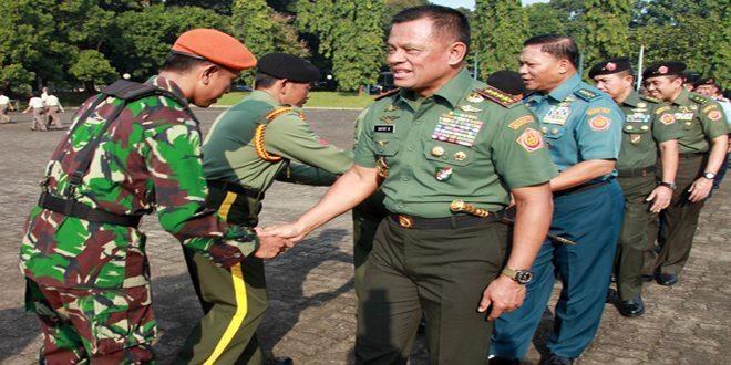 Panglima TNI : Pegang Teguh Lima Sifat TNI