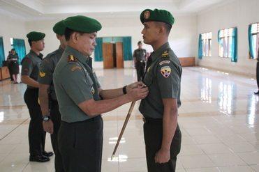 Upacara Pembukaan Kursus Perwira Administrasi Umum (SUSPAMINU) TA 2016