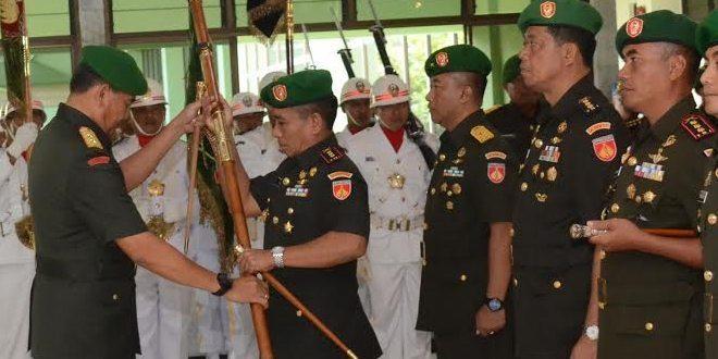 Kolonel Inf Fajar Setyawan S.I.P. Resmi Pimpin Korem 072/Pamungkas