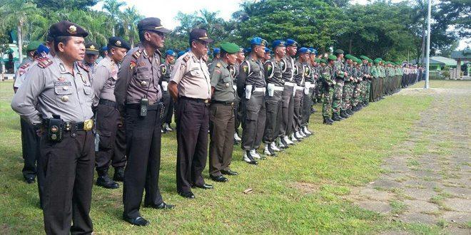 Personel Gabungan Korem-Polres Siap Sukseskan Jumbara VIII