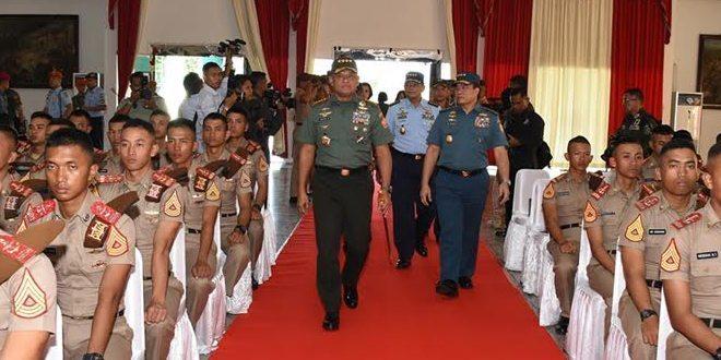 Panglima TNI: Jadilah Seorang Pemimpin, Bukan Seorang Bos