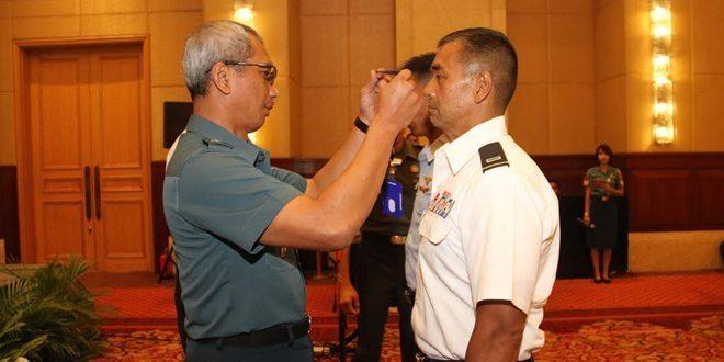 TNI Latihan Bersama Dengan USPACOM