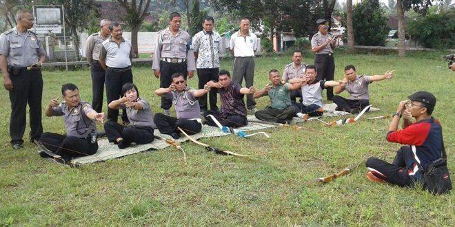 Danramil 04 Tempel Dukung Lestarikan Jemparing Mataram