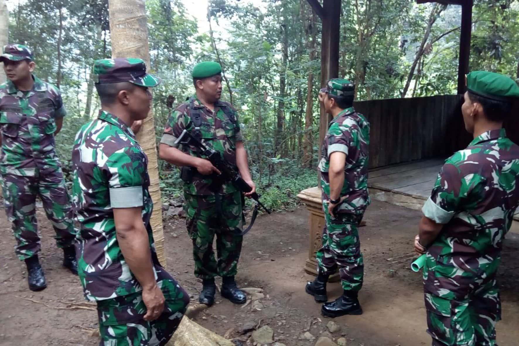 Danrem 081.DSJ Kunjungi Gudang Munis Daerah Di Trenggalek 3