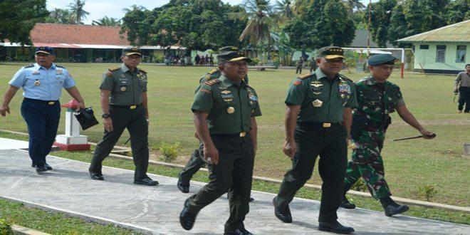 Panglima TNI Akan Bangun Rusunawa Prajurit Rindam IX/Udayana