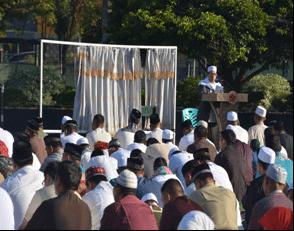 Lebaran Umat Islam Peroleh Tiga Kemenangan