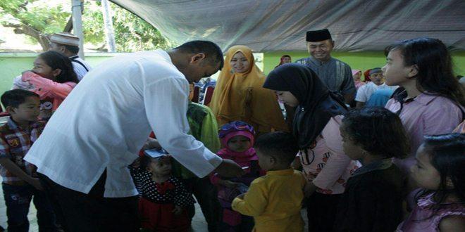 Danrem 142 : Halal Bihalal Pererat Silaturahmi Umat