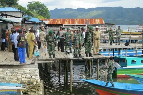 Bedah Kampung Jadi Alat Mempererat Hubungan TNI Dengan Masyarakat