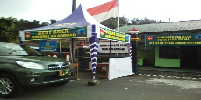 rest area ramil garung
