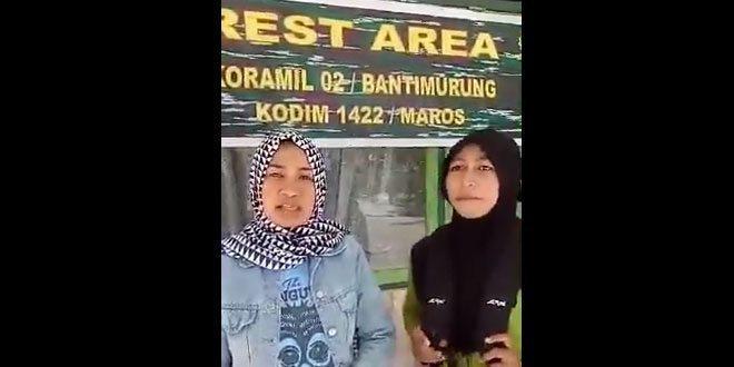 Testimonial di Rest Area Koramil 02/ Bantimurung