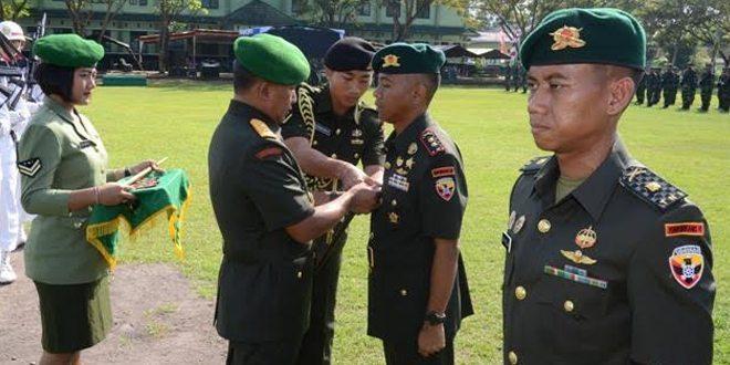 "Pangdam IX/Udayana: ""Danyon Harus Contoh Dan Teladan """