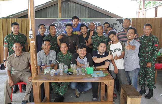 Wartawan Merupakan Mitra TNI Dalam Penyampaian Informasi