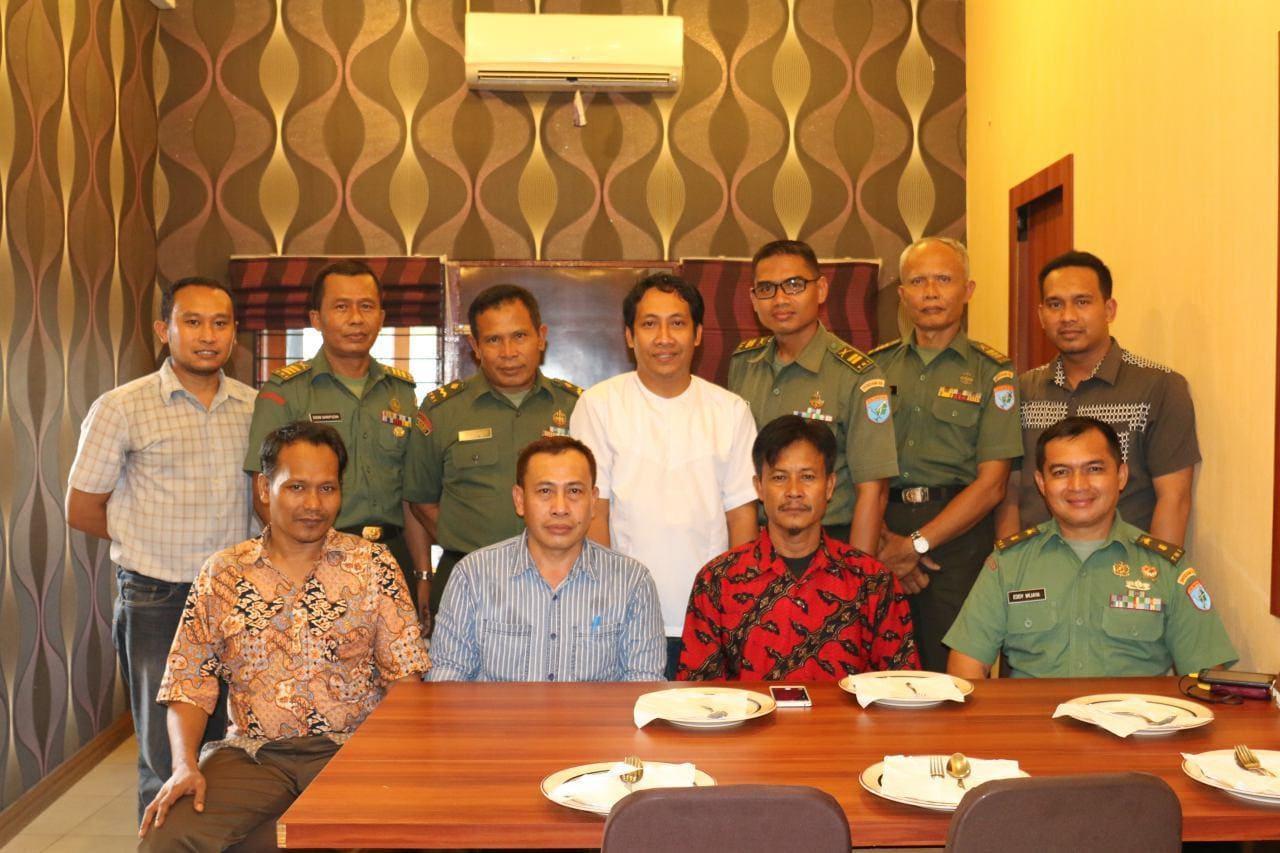 Awak Media Mitra Kerja Insan Penerangan TNI AD