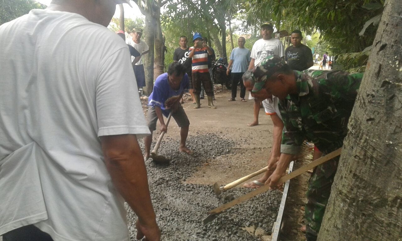 TNI Datang Rakyat Senang