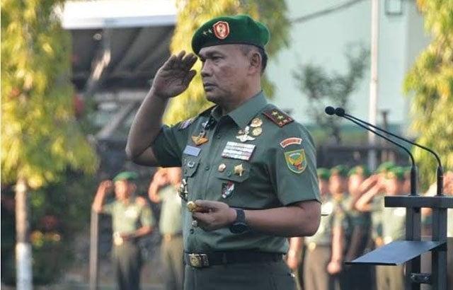 TNI Komitmen Untuk Atasi Kesulitan Rakyat