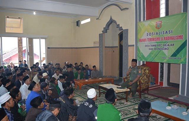Cegah Radikal Dan Terorisme Tumbuh Di Indonesia
