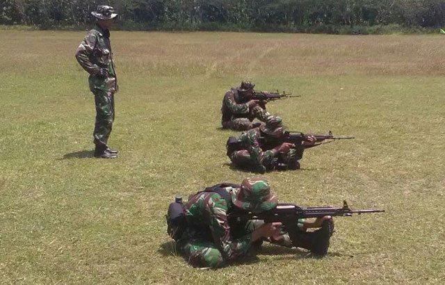 Tiga Sniper Yonif 403/WP Siap Terjun di Piala Kasad