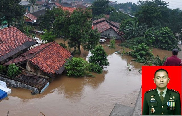 TNI Tanggap Dan Peduli Bencana Garut dan Sumedang