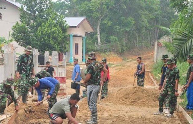 Kekuatan TNI Terletak Pada Kemanunggalan Bersama Rakyat