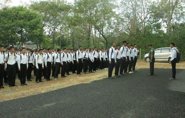 Mari Begabung Menjadi Perwira TNI