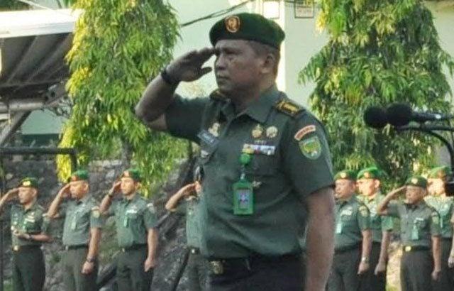 Prajurit Dan Pns Kodam II/Swj Dilarang Terlibat Calo Werving Prajurit
