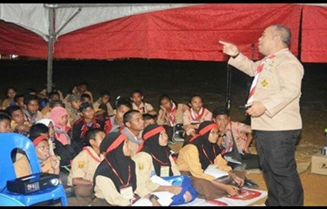 Jambore Pramuka Anak Indonesia di Malaysia