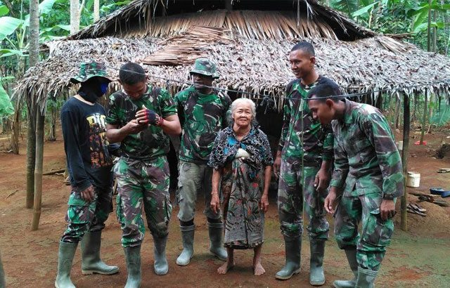 TMMD Makin Menyatukan TNI dan Masyarakat