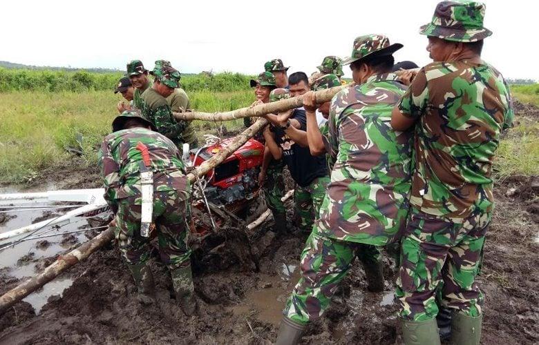 Wujudkan Program Upsus Kedaulatan Pangan Dengan Bentuk Brigade Alsintan