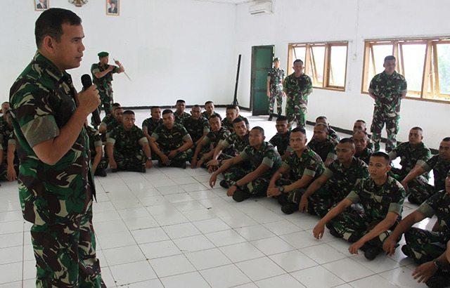 Pelatihan Perwira Pelatih, Jadikan Prajurit TNI AD Lebih Profesional