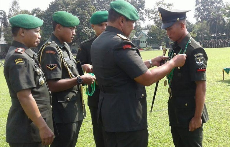 Menjadi Prajurit TNI Merupakan Pilihan Hidup Yang Mulia