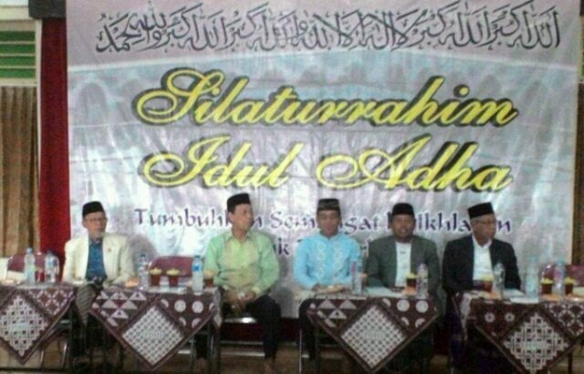 Idul Adha Tingkatkan Jiwa Sosial dan Kepedulian
