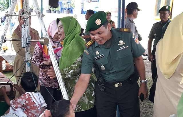 Kodim 0705/Magelang Terima Tim Monitoring TMKK Jawa Tengah