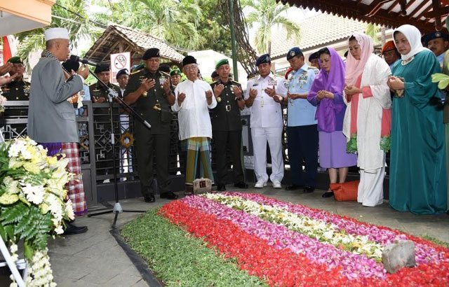 Panglima TNI : Kebersamaan TNI-Rakyat Penguat Persatuan dan Kesatuan
