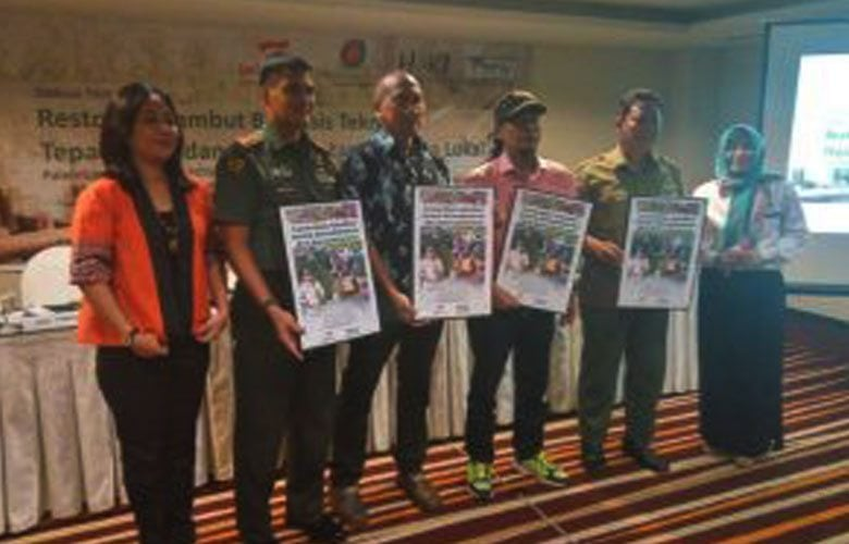 Bios 44 Dan Nusantara Gapo 44, Teknologi Untuk Restorasi Gambut