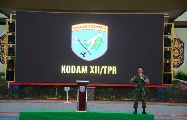 TNI AD Miliki Megatron Terbesar dan Terlengkap se Indonesia