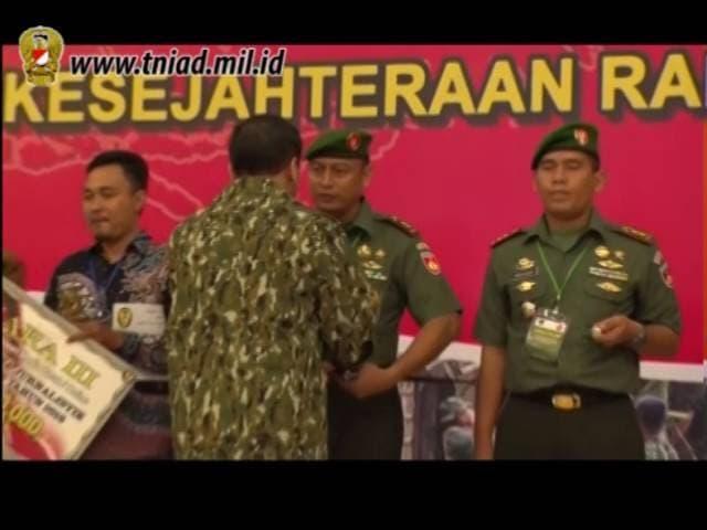 TNI AD bersama Kementrian Perhubungan RI gelar Rakornis TMMD ke 97 tahun 2016
