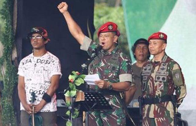 TNI Akan Menjaga Kebhinekaan