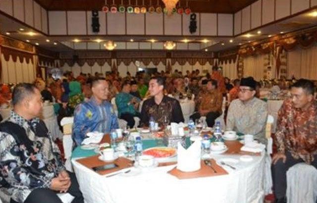 Pangdam II/SWJ Gelar Silatuhrahmi Dengan Gubernur Dan Forkopimda Jambi