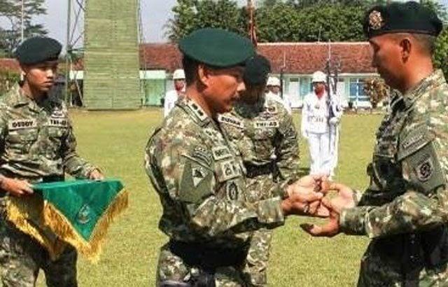 Sukses Antarkan Operasi Tinombala, Danyonif 515/Raider Kostrad Diserahterimakan
