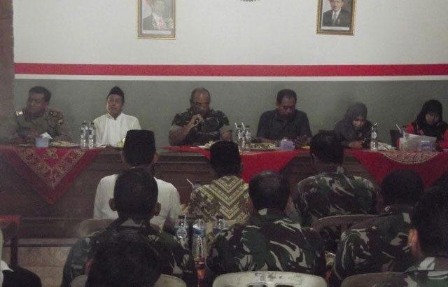 Kerukunan Umat Beragama Digaungkan di Desa Sasaran TMMD