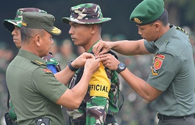 Lomba Tembak Piala Kasad, Ajang Para Jago Tembak TNI AD Uji Kemampuan